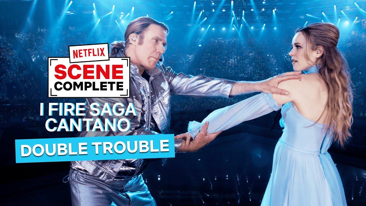Eurovision Song Contest: la storia dei Fire Saga | Double Trouble | Netflix Italia