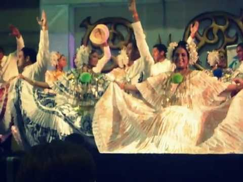 Bailes tipicos de panama youtube