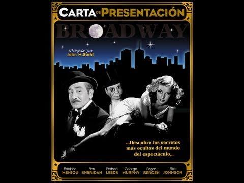CARTA DE PRESENTACION (LETTER OF INTRODUCTION, 1938, Full Movie, Spanish, Cinetel)