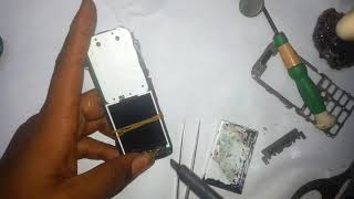 how to nokia C2-00/C1-01 Display light solution/without ic/100% working