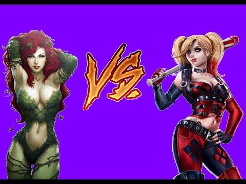 Injustice 2 Online - Roy Arkon (Poison Ivy) Vs. Arturous (Harley Quinn)