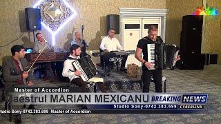 MARIAN MEXICANU EDY MEXICANU 2015 Regele Acordionistilor la Salon Imperial (Royal Garden) Bacau
