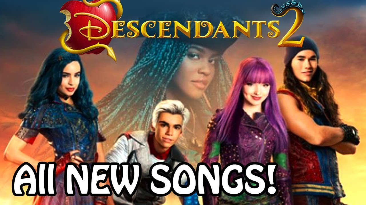 Descendants 2 OFFICIAL SOUNDTRACK - See all the songs ...