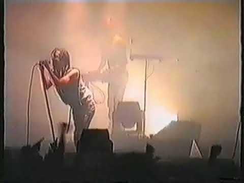 Nine Inch Nails live in Paris 1999 11 25