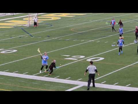 Lakota Youth Girls Lacrosse, B Team vs Kings, 04/01/2017