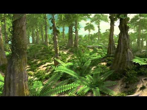 Devonian forest