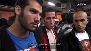 Grenzkontrollen: Notbremse in der Asylkrise JF-TV Dokumentation