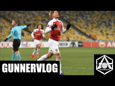 "On the Whistle: Vorskla 0-3 Arsenal - ""Smith-Rowe reminds me of Pires"""