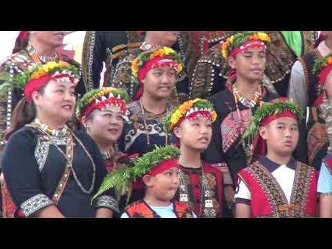 2019年第3屆屏東縣三地門鄉族語歌謠觀摩暨母親節表揚大會--莎卡蘭長老教會 - YouTube