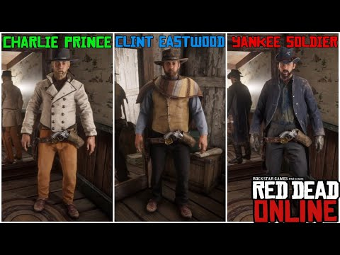 [VIDEO] - 3 Cool Spring Update Outfits in Red Dead Online 2