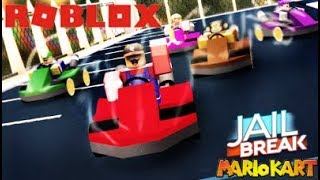Mario Kart on ROBLOX