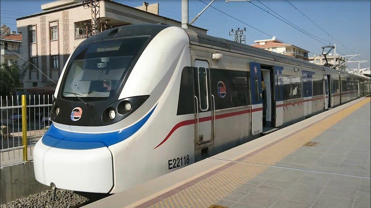 İzban | İzmir Banliyö Treni