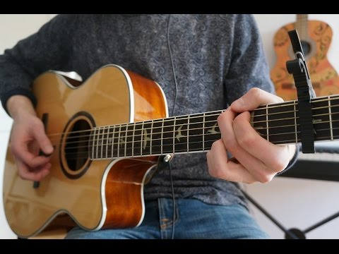 Wiz Khalifa - See You Again ft. Charlie Puth - Guitar Cover | Mattias Krantz