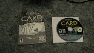 Hoyle Card Games (2008)  - Mac - DVD
