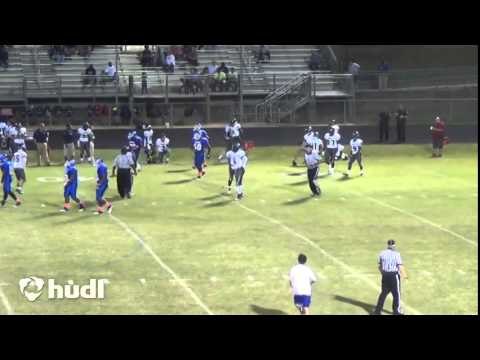 Corey Patton Senior Year Highlights North Mecklenburg High School
