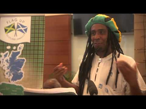 Graham Campbell : Flag Up Scotland Jamaica Launches Petition to Scottish Parliament