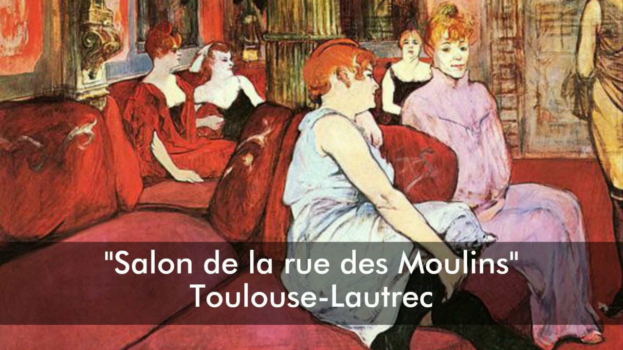 salon de la rue des moulins youtube