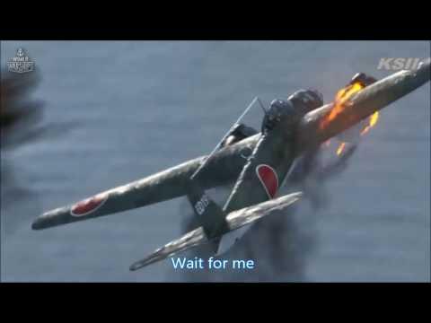 [GMV] World of Warships : Wait For Me with Lyrics (Rise Against)