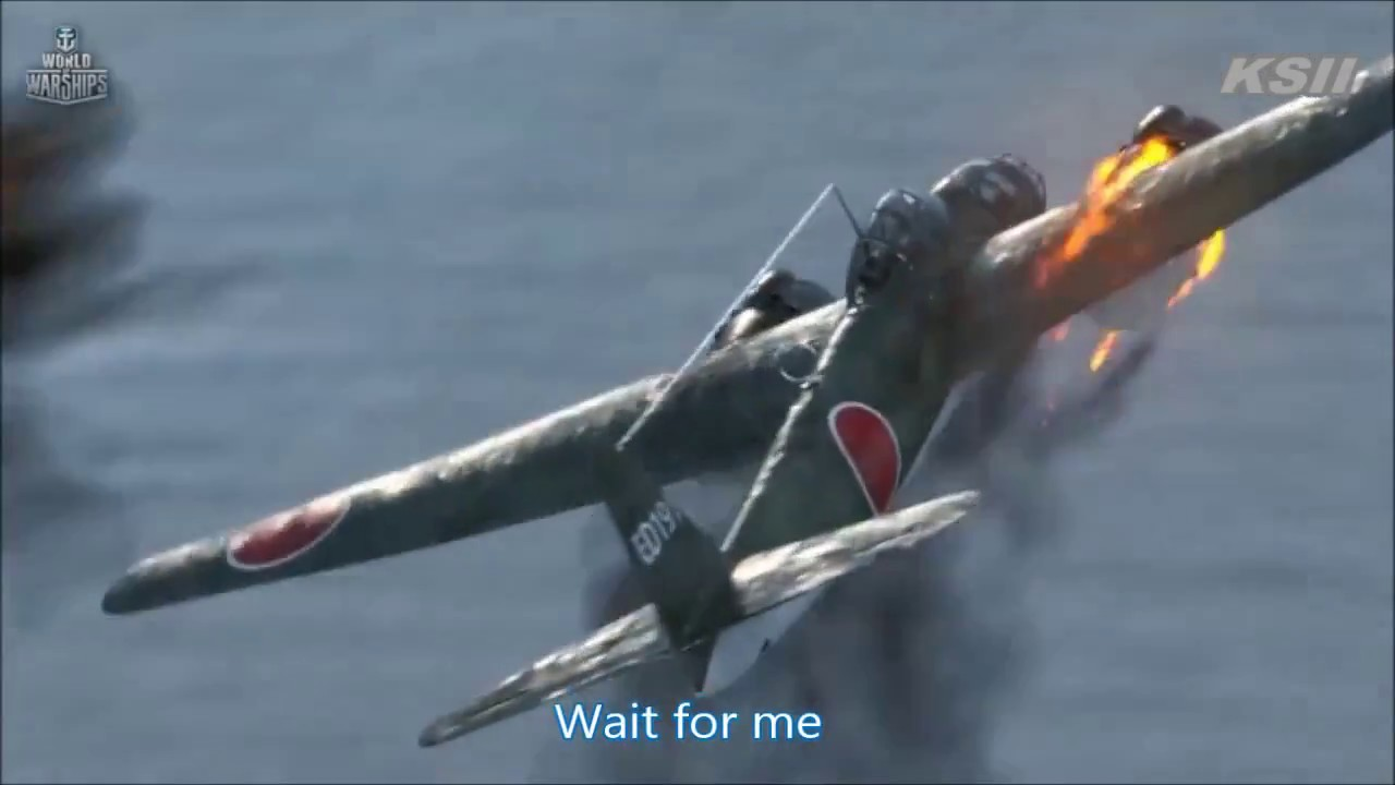 [GMV] World of Warships : Wait For Me with Lyrics (Rise ...