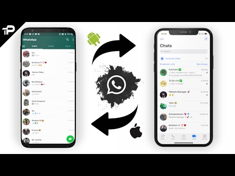 How to Restore WhatsApp Chats from Google Drive to iPhone.