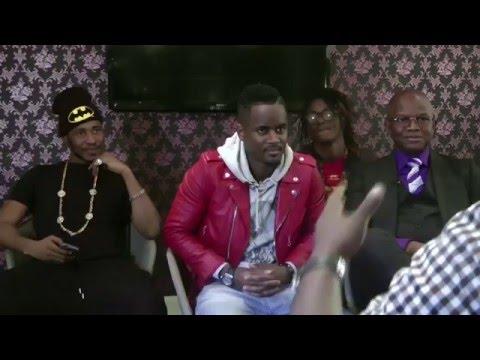 INTERVIEW BLACK M MACKA PARIS FEV 2016
