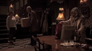 So, you got here alright then Geoffrey? - Not Going Out: Christmas Special Preview - BBC One