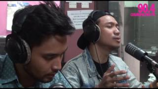 Love Is In The Air With Nino Prabowo - Bahasa Kalbu  Cover