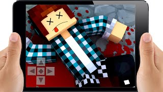 Minecraft Pocket Edition : AUTHENTIC MORREU?! (Minecraft Pe)