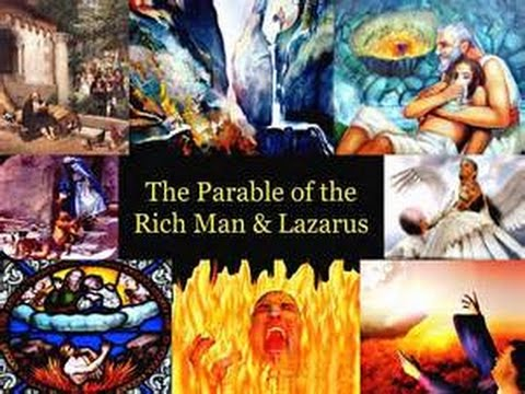 Parable of the Rich Man and Lazarus - Explained - (Luke 16:19-31 ...