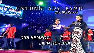 Didi Kempot Feat Lilin Herlina - Untung Ada Kamu ( Official Music Video )