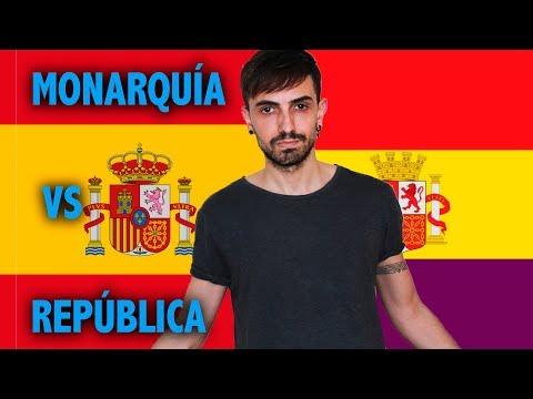 Monarquía Vs. República / Por qué la Monarquía española SÍ es legítima y democrática - Infovlogger