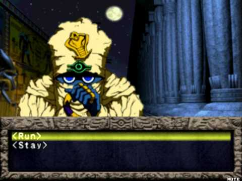 Yu-Gi-Oh! Forbidden Memories - getting Metalzoa | FunnyCat TV