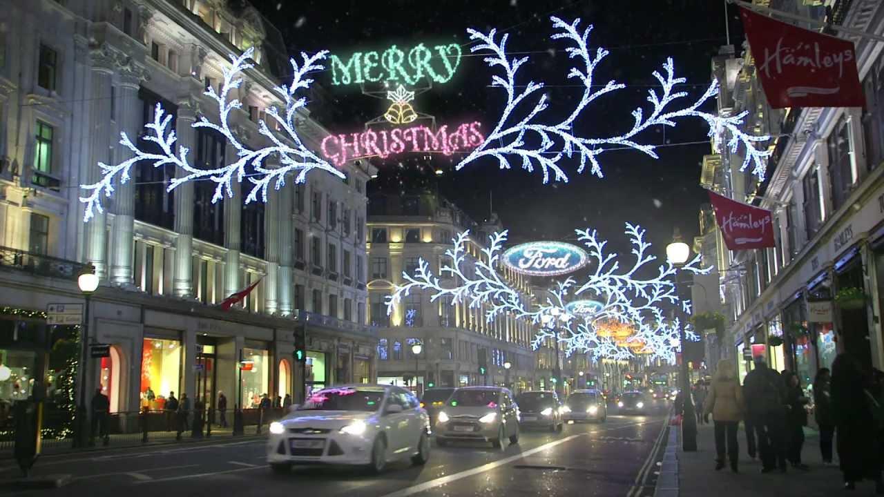 Ford Christmas Lights - YouTube