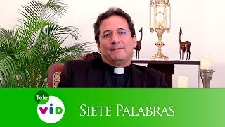 Siete Palabras, Padre Pedro Justo Berrio, Semana Santa 2019 - Tele VID