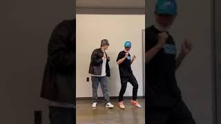 JayB & Woodie  BTW Dance Challenge  || 갓세븐 제이비 || H1GHR …