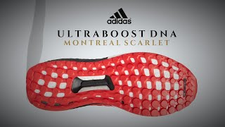 ADIDAS Ultraboost DNA Montreal Scarlet 2020 DETAILED LOOK, PRICE RELEASE DATE #montreal