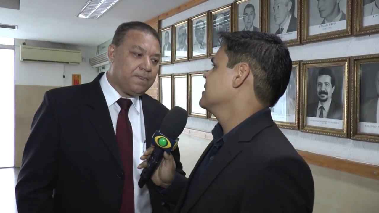 VEREADOR NERVOSO COM ARTHUR GARCIA. TONINHO DE SOUZA-CUIABÁ-MT - 18/04/2017