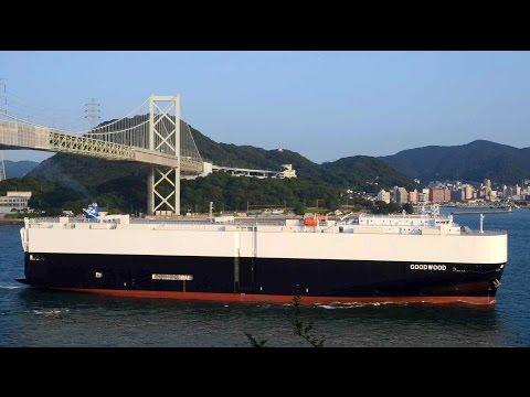GOODWOOD - Zodiac Maritime vehicles carrier