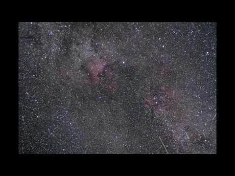 Cygnus, satellites and space junk