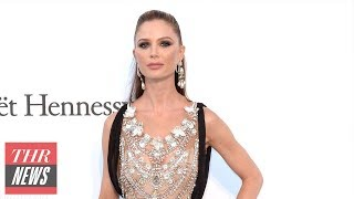 Georgina Chapman Breaks Silence in Vogue 'Life After Harvey' Profile  | THR News