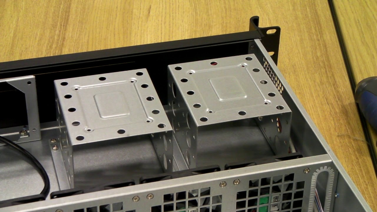 2u Server Chassis £49 X-Case eXtra Value 206