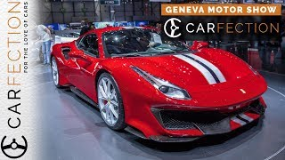Ferrari 488 Pista: Henry Catchpole Tells Us EVERYTHING - Carfection