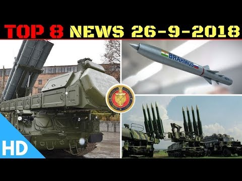 Indian Defence Updates : Russia Offers Tor-M3 with S-400,BrahMos Export to Chile,Tri-Service Command