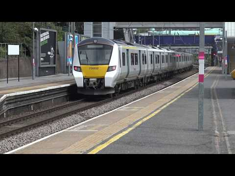 West Hampstead Thameslink 24th August 2017