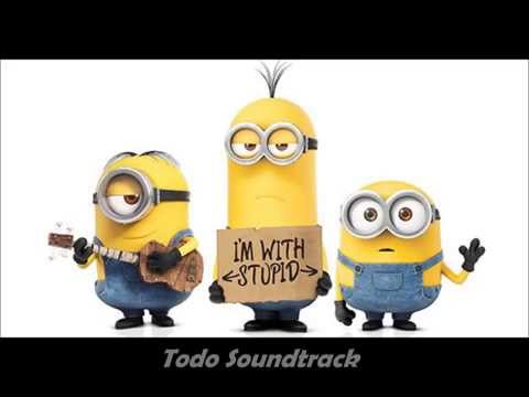 Minions - Soundtrack Official Full
