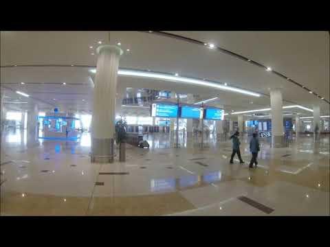 Ultimate Airport Dubai Emirates . Terminal 3 Duty Free HD 2014