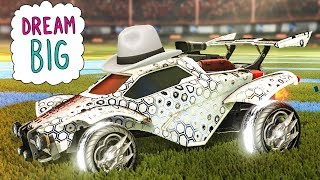 HOW TO CREATE YOUR ROCKET LEAGUE DREAM CAR!