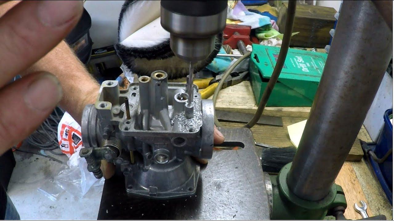 Mikuni Carburetor Float Assembly Pro Diagram Level For Tm33