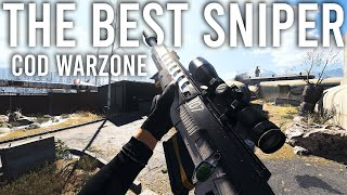 The BEST Sniper in Call of Duty Warzone just got better...