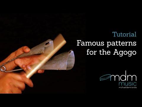Famous patterns for the agogobellmov